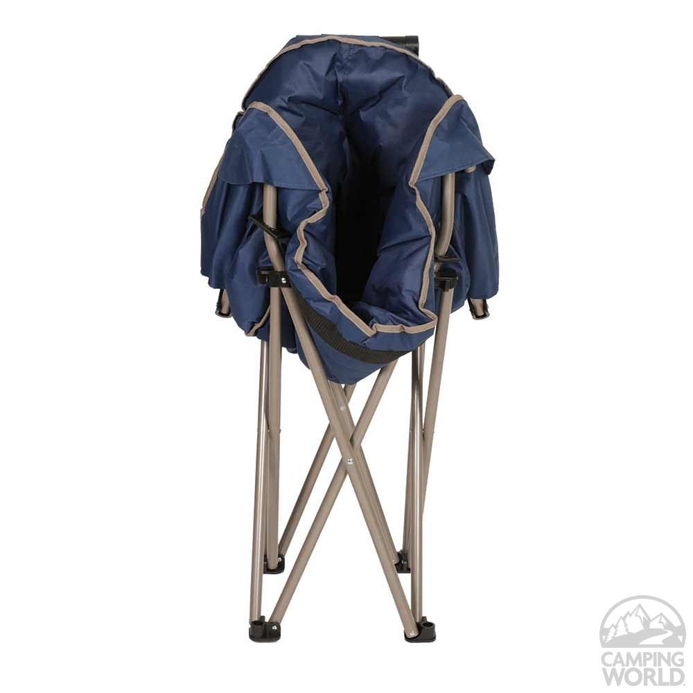 Club Chair Navy Mac Sports C932S 125 Folding Chairs