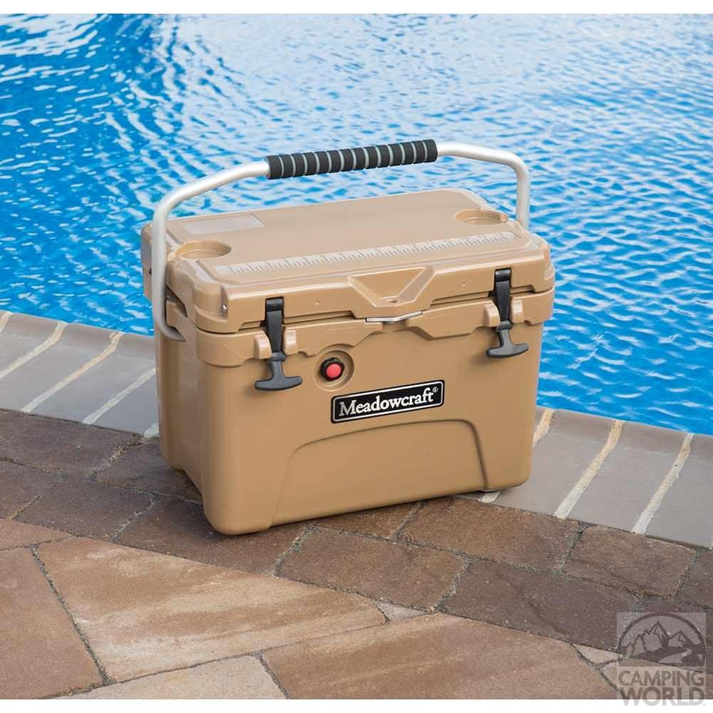 Heavy Duty Coolers : Legacy ultra heavy duty cooler quart tan southern