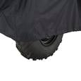 ATV Travel and Storage Covers-X-Large Black