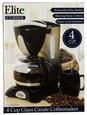 Elite 4-cup Coffee Maker