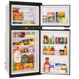 Norcold Refrigerator with Ice Maker 6.3 - Black