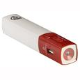 Emergency Power Bank with Flashlight & Siren