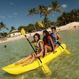 Lifetime Manta Kayak- Yellow