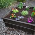 Raised Garden Bed, 3 Beds