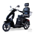 3-Wheel Scooter, Black