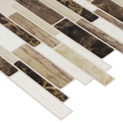 Peel And Stick Mosaics Canyon 5 Pack Surfaces