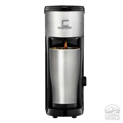 Single Serve Coffee Maker - Rj Brands RJ14-SKG-IR - Coffee Makers - Camping World