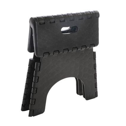 E Z Foldz Folding Step Stool 9 Quot Black B Amp R Plastics