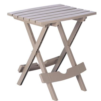 Original Quik Fold Table Desert Clay Adams 8500 23