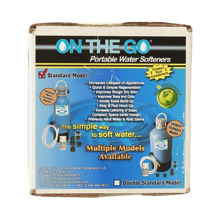 Portable Water Softener 92