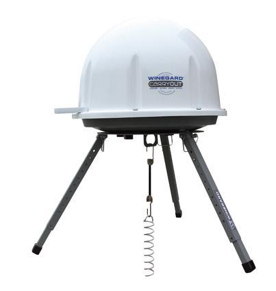 Winegard Carryout Portable Satellite Antenna Tripod