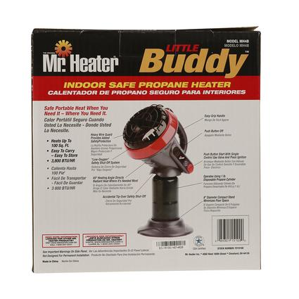 Little Buddy Propane Heater Mr Heater F215100