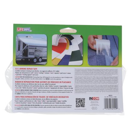 Rv Awning Repair Tape 6 Quot X 10 Incom Re1179 Awning