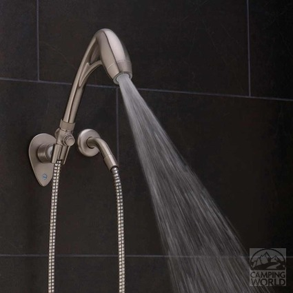 BodySpa RV Shower Kit - Brushed Nickel