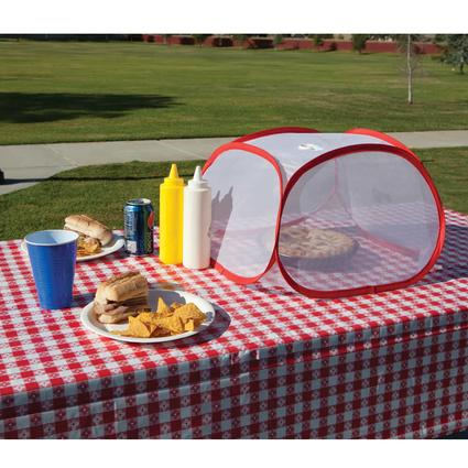 Square Food Cover, 3-pack