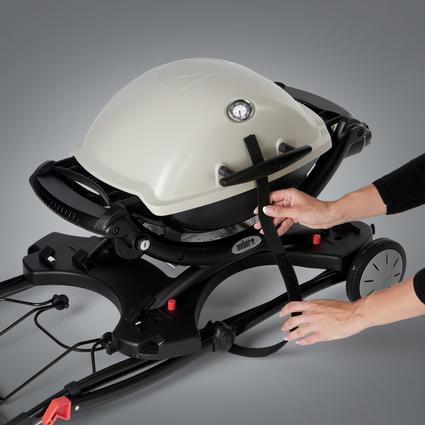 weber q portable cart weber 6557 grill accessories. Black Bedroom Furniture Sets. Home Design Ideas