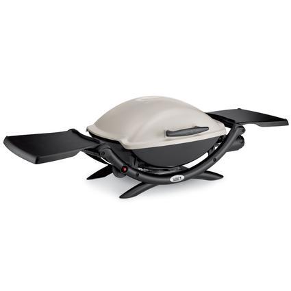 Weber Q 2000 Portable Propane Grill