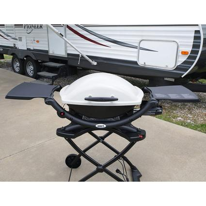 weber q 2000 portable propane grill weber 53060001 gas. Black Bedroom Furniture Sets. Home Design Ideas