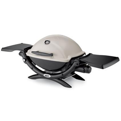 weber q 1200 portable propane grill weber 51060001 gas. Black Bedroom Furniture Sets. Home Design Ideas
