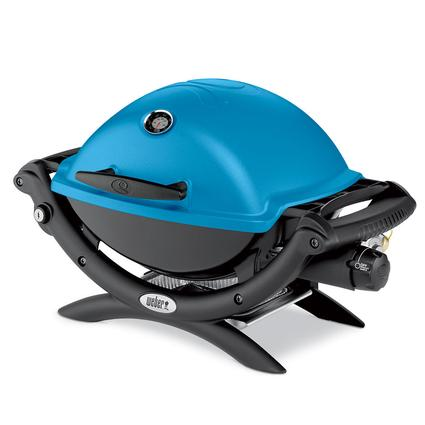 blue weber q 1200 weber 51080001 gas grills camping world. Black Bedroom Furniture Sets. Home Design Ideas