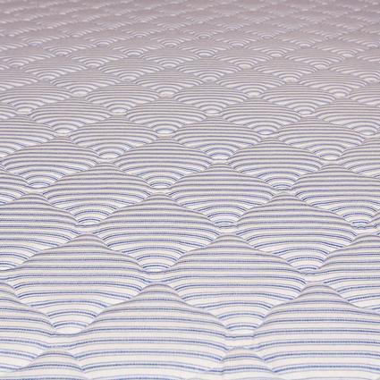rv camper mattress innerspace 55 inch rv camper reversible mattress innerspace