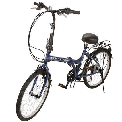 Adventurer Twelve Speed Bike, Midnight