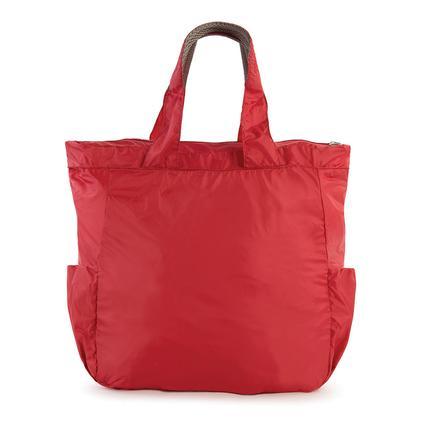 Compatto XL Folding Shopping Bag, Red - Tucano BPCOSH-R - Bags ...