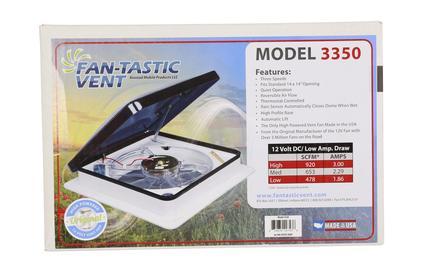 automatic deluxe fan tastic ceiling fan vent dometic 803350 automatic deluxe fan tastic ceiling fan vent