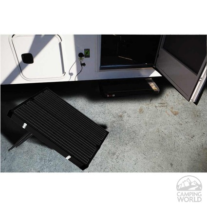 Nature Power Briefcase Solar Panel, 40 Watt