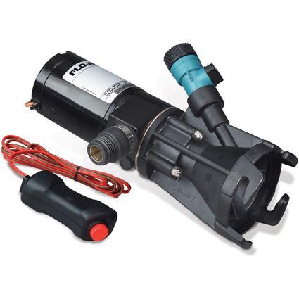 Flojet Rv Waste Pump Kit Xylem 18555000a Drain Amp Flush