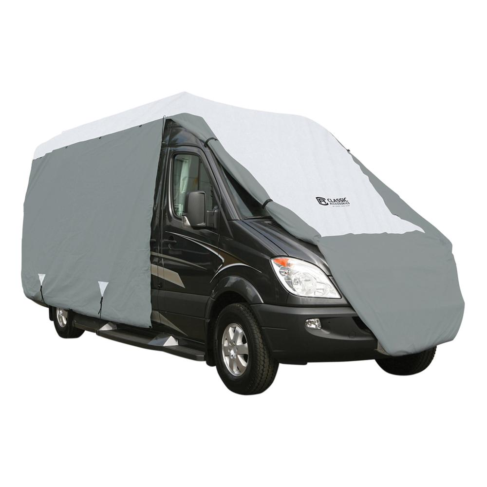Classic Accessories Polypro 3 Rv Covers Help My Generator Runs But I Don39t Have Any Power Roadtrek Blog Class B