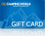 Camping World Gift Card
