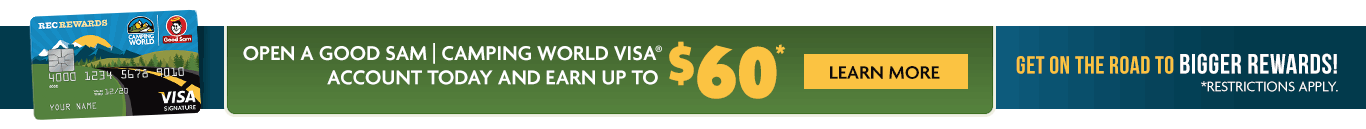 Good Sam Camping World Visa
