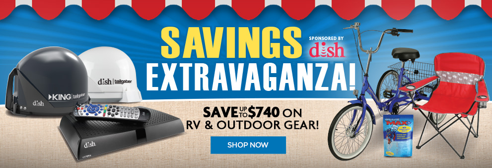Savings Extravaganza!