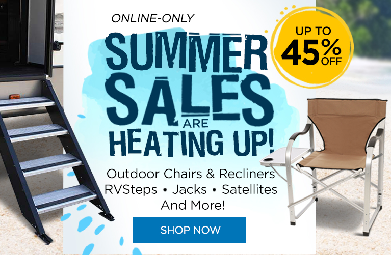 Summer Sales Are Heating Up!