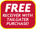 Free Receiver With Tailgater Purchase