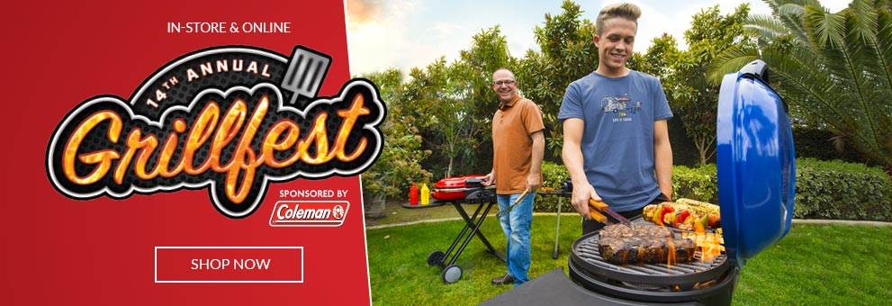 14th Annual Grillfest - Shop Now