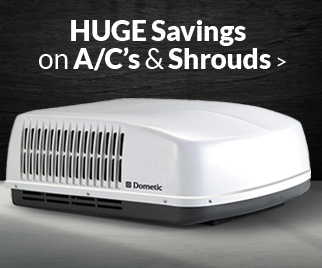 HUGE Savings on A/C's & Shrouds!
