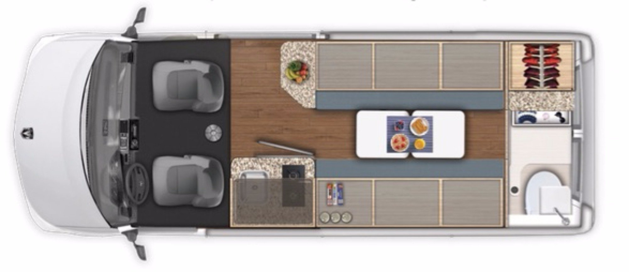Mercedes Sprinter Motorhome Floor Plan Carpet Vidalondon