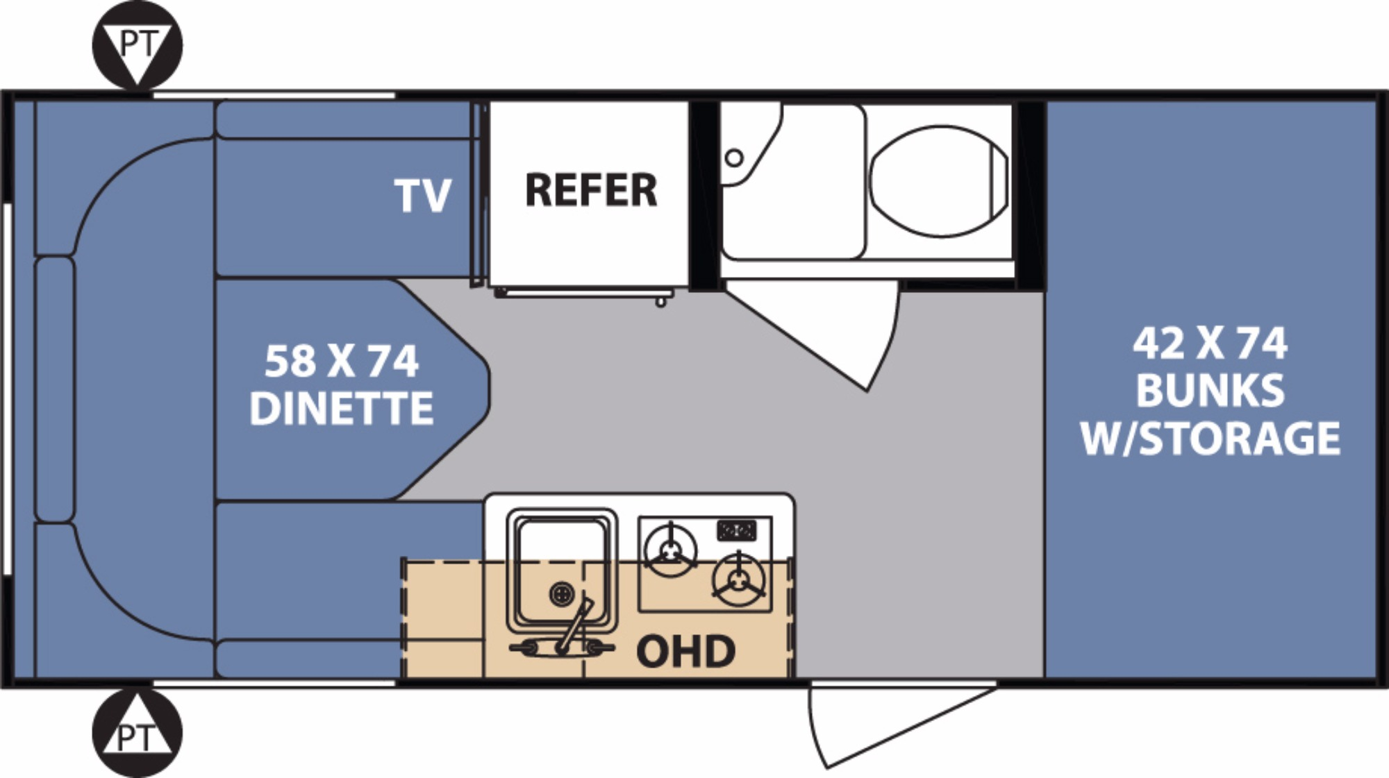 R Pod Camper Floor Plans Images Home Fixtures Decoration