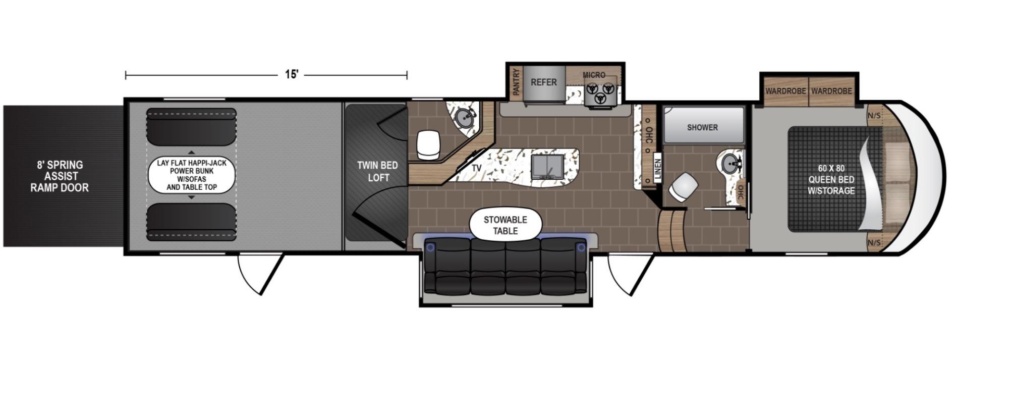 Exterior : 2019-DUTCHMEN-3956G